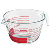 Pyrex 8Cup/1.9L Angled Measuring Jug