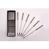 D.Line S/S Fondue Forks S/S Handle Set 6
