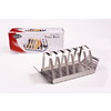 D.Line S/S Toast Rack with Tray (PACK OF 6)