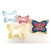 D.Line 'Cutters' - Coloured Butterfly Cookie Cutter Set 3