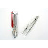D.Line S/S 23cm Tongs With Flat Tips