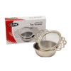 D.Line S/S Vintage Tea Strainer With Drip Bowl