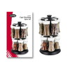 "D.Line ""Capri"" 12 Bottle Revolving Spice Set"