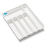 """Made Smart"" Storage - Basic 6 Compartment Cutlery Tray 38.1 x 33 x 5.7cm"