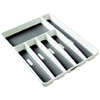 """Made Smart"" Storage - 6 Compartment Cutlery Tray 40.46 x 33 x 4.6cm"