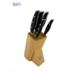 Raco  6 Pc Knife Block