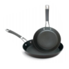 ANOLON ENDURANCE 20/26CM OPEN FRENCH SKILLET TWIN PACK