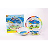 Dline Kids -  3 Pce Melamine Child's Set - Boy's Toy's