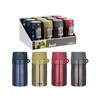 'Fuel' - S/S Thermal Food Container 500ml - Asst. Colours