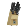 SPITZENKLASSE BEECHWOOD KNIFE BLOCK MADE IN GERMANY