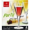 PARTY WINE GLASS (225 ML ; SET OF 4)