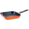 Neoflam Ecolon Amie Grill - Orange 28cm