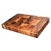 DAVIS & WADDELL ACACIA WOOD END GRAIN CUTTING BOARD