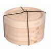 ASIA ONE, BAMBOO STEAMER, 2 TIER, 26CM