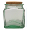 ECOGLASS GARDEN OIL / VINEGAR BOTTLE WITH S/S POURER