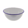 ENAMEL DEEP CEREAL BOWL  ( 16 x 5.5 cm )