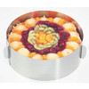 GEFU Germany Ajustable Cake Ring 16x32x8cm