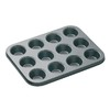 MasterClass Non Stick 12 Hole Mini Muffin Pan