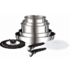 TEFAL INGENIO STAINLESS STEEL 13PC SET