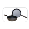 SWISS DIAMOND 2PC COMBO 28CM FRYING PAN AND 28CM SAUTE PAN
