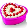Zeal Silicone Large Heart Mould