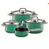 Silit Ocean Green 4-Piece Cookware Set