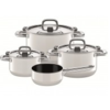 Silit - 4 Piece Cookware Set - Polar White