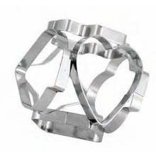 COOKIE CUTTER - MULTI SIDED S/S  (55 mm)