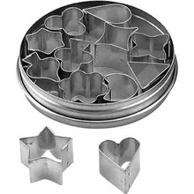 CUTTER SET - ASPIC (12 pc ; 30 mm)