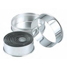 CUTTER SET- ROUND PLAIN (11 pc : 25 -95mm)