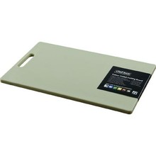 CUTTING BOARD (PP ; 230 x 380 x 12 mm ; BROWN; with handle)