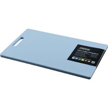 CUTTING BOARD (PP ; 300 x 450 x 12 mm ; BLUE ; with handle)