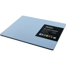 CUTTING BOARD (PP ; 380 x 510 x 12 mm ; BLUE)
