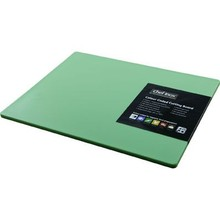 CUTTING BOARD (PP ; 380 x 510 x 12 mm ; GREEN)