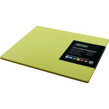 CUTTING BOARD (PP ; 380 x 510 x 12 mm ; YELLOW)
