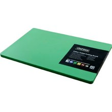 CUTTING BOARD (PP ; GN 1 / 1 ; 530 x 325 x 20 mm ; GREEN)