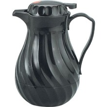 "INSULATED JUG - ""CONNOISSERVE"" (1.2 lt ; BLACK)"