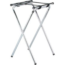 TRAY STAND - CHROME (480 x 400 x 770 mm)