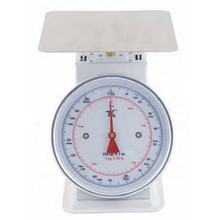 KITCHEN SCALE (22 kg x 100 g GRADUATION)