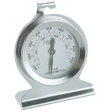 OVEN THERMOMETER (S/S ; 55 mm ; DUAL)