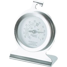 FRIDGE/FREEZER THERMOMETER (S/S ; 55 mm)