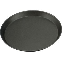 PIZZA PAN (220 x 25 mm ; DOUBLE COATED, NON-STICK)
