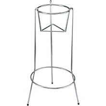 ICE BUCKET STAND (CHROME ; 620 mm)