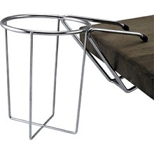 TABLE STAND FOR ACRYLIC INSULATED WINE COOLER