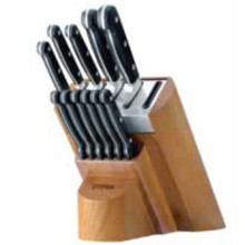 PYREX 12 PC KNIFE BLOCK SET
