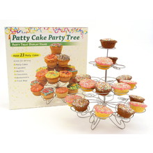 D.Line Patty Cake Party Tree 23 Cup - Satin