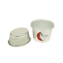 D.Line - Tin  Individual Aluminium Pudding Mould