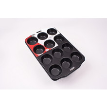 D.Line Nonstick Bakeware - 12 Cup Patty Pan