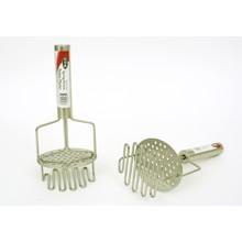 D.Line S/S Spring Action Potato Masher