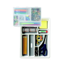 """Made Smart"" Storage - Junk Draw Organiser With Top Tray 38.31 x 29.21 x 8.38cm"